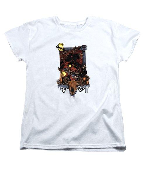 Shmignola Women's T-Shirt (Standard Cut) by Vicki Von Doom