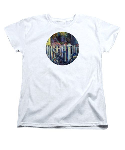 Summer Days Women's T-Shirt (Standard Cut) by Mary Wolf