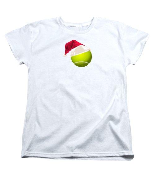 Tennis Christmas Gifts Women's T-Shirt (Standard Cut) by MGdezigns