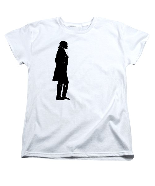 The Jefferson Women's T-Shirt (Standard Cut) by War Is Hell Store