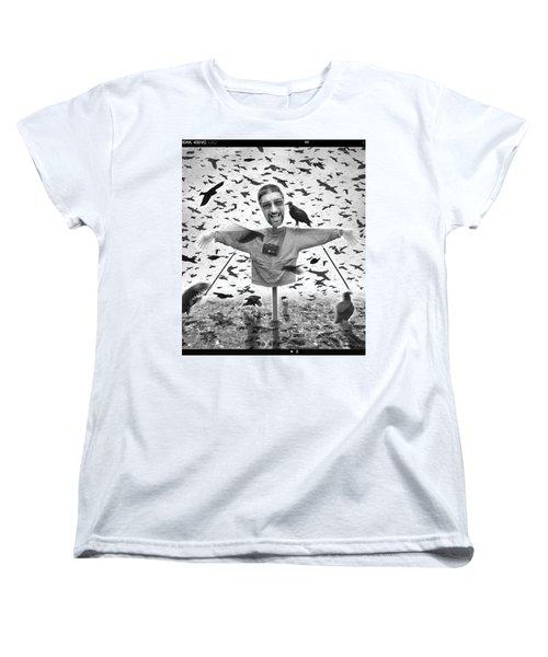 The Nightmare Women's T-Shirt (Standard Cut) by Mike McGlothlen