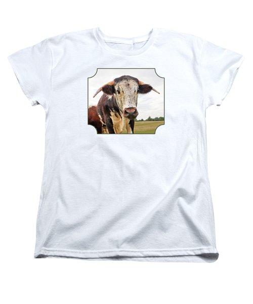 This Is My Field Women's T-Shirt (Standard Cut) by Gill Billington