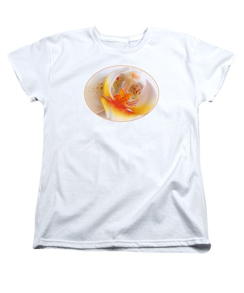 Warm Glow Women's T-Shirt (Standard Cut) by Gill Billington