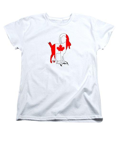 Wild Goat Women's T-Shirt (Standard Cut) by Mordax Furittus