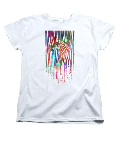 zeb Women's T-Shirt (Standard Cut) by Mustafa Akgul