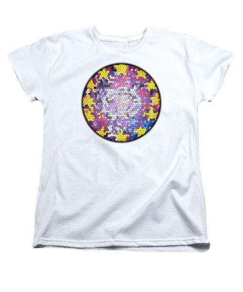 Zooropa Glass Women's T-Shirt (Standard Cut) by Clad63