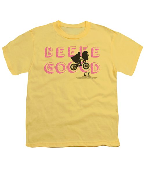 Et - Goood Youth T-Shirt by Brand A