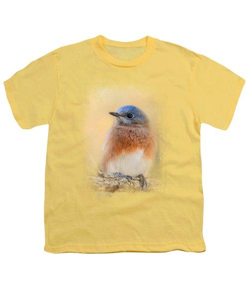Autumn's Treasure Youth T-Shirt by Jai Johnson