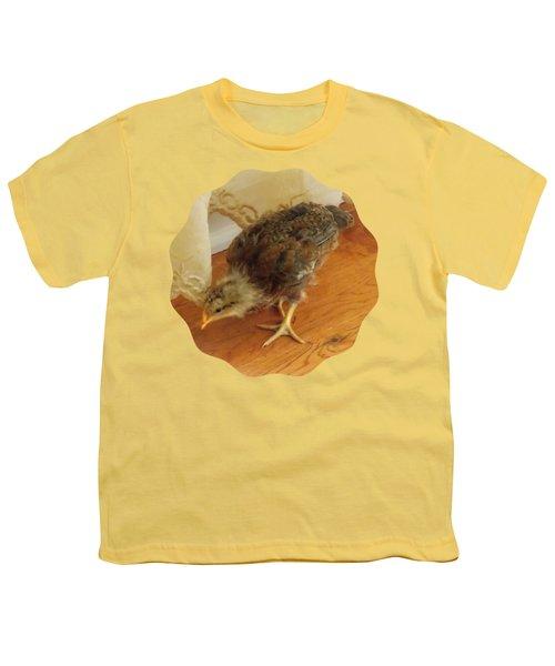 Chic Chickie Youth T-Shirt by Anita Faye