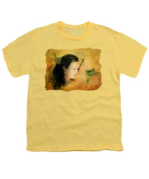 Close Encounter Youth T-Shirt by Terry Fleckney