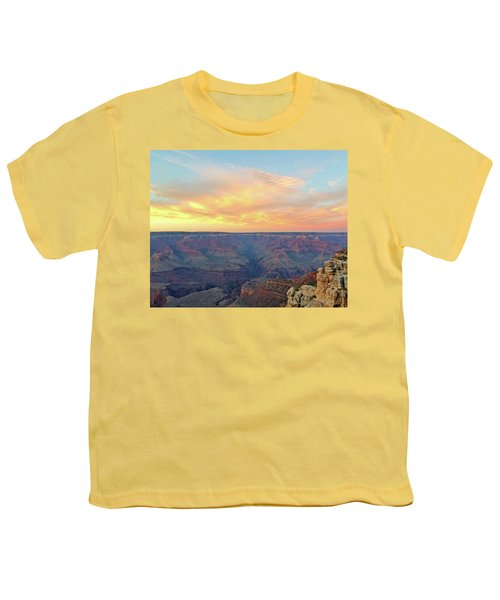 Grand Canyon No. 5 Youth T-Shirt by Sandy Taylor