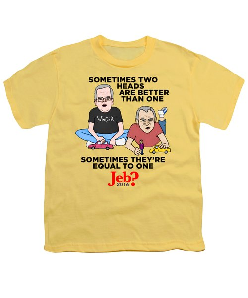 Jebbbers Youth T-Shirt by Sean Corcoran