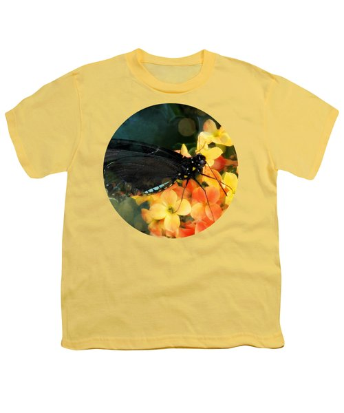 Peachy Youth T-Shirt by Anita Faye