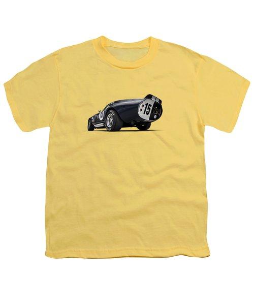 Shelby Daytona Youth T-Shirt by Douglas Pittman