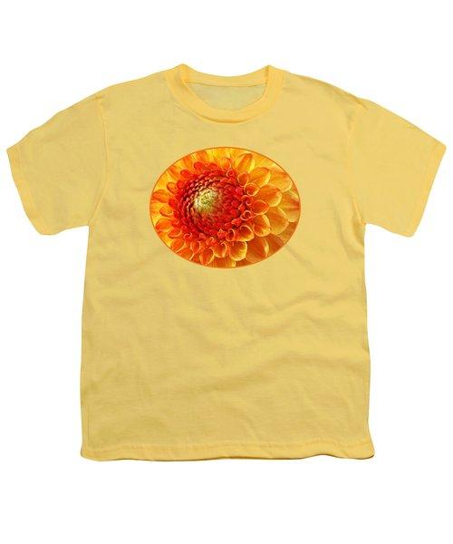 Sunshine  Youth T-Shirt by Gill Billington