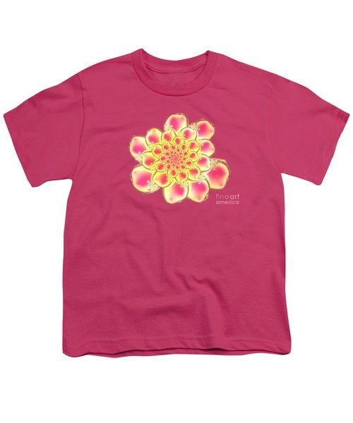 Lotus Youth T-Shirt by Anastasiya Malakhova