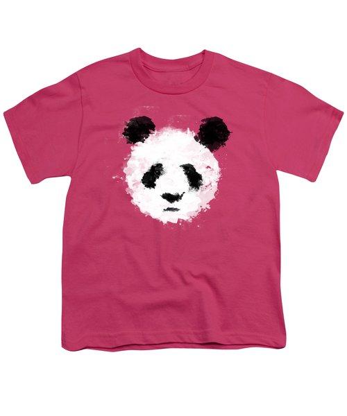 Panda Youth T-Shirt by Mark Rogan