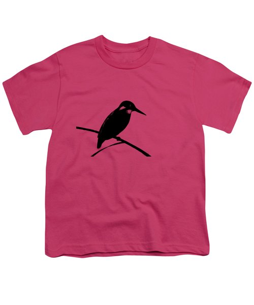 The Kingfisher Youth T-Shirt by Mark Rogan