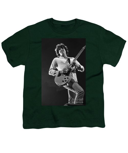 Stone Temple Pilots - Dean Deleo Youth T-Shirt by Concert Photos