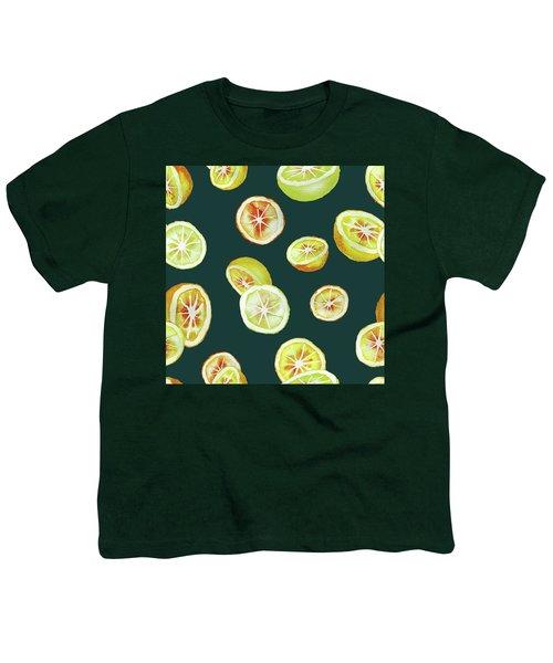 Citrus Youth T-Shirt by Varpu Kronholm