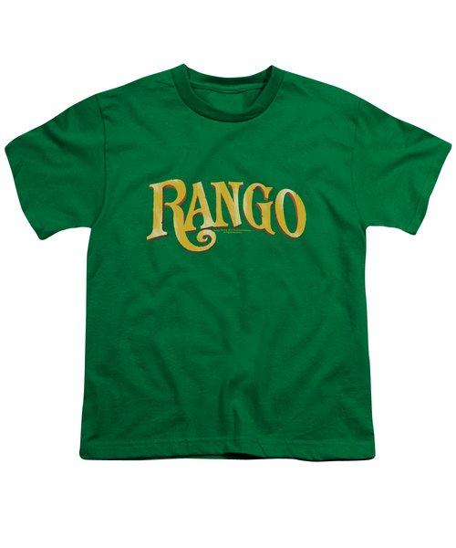 Rango - Logo Youth T-Shirt by Brand A