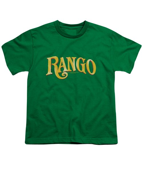 Rango - Logo Youth T-Shirt by Brand A