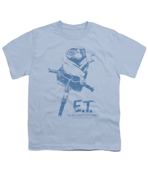 Et - Bike Youth T-Shirt by Brand A