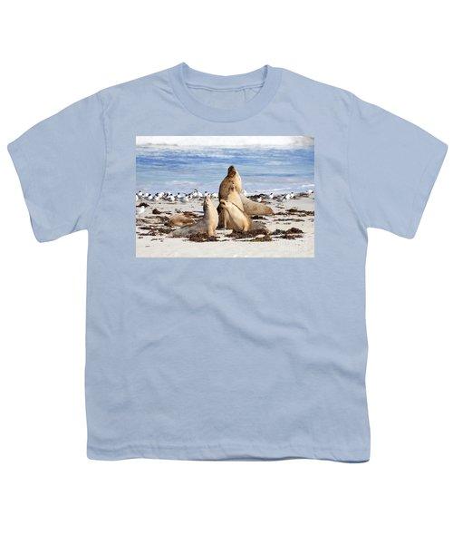The Choir Youth T-Shirt by Mike Dawson