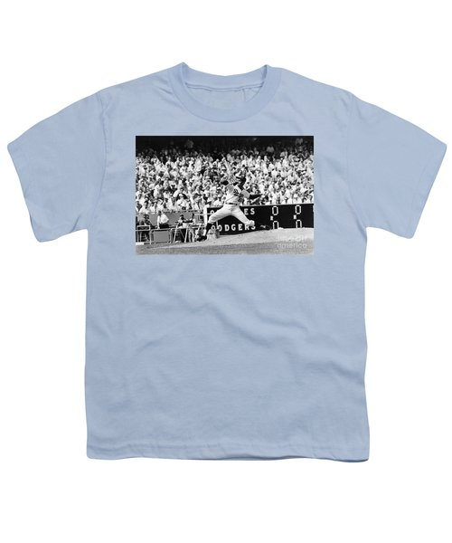 Sandy Koufax (1935- ) Youth T-Shirt by Granger