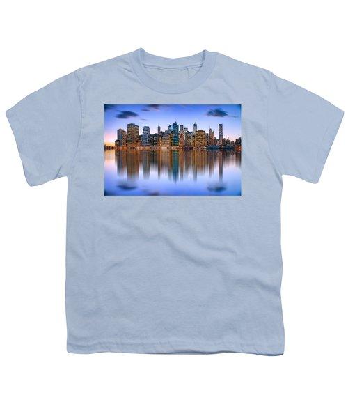 Bold And Beautiful Youth T-Shirt by Az Jackson