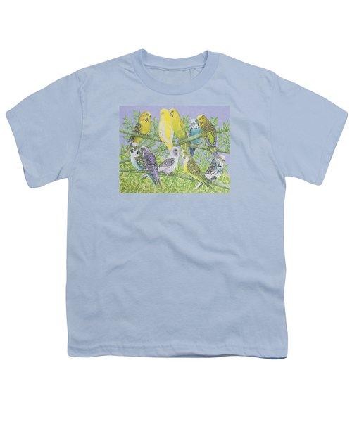 Sweet Talking Youth T-Shirt by Pat Scott
