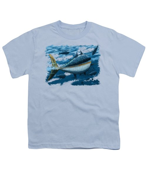The Chase Youth T-Shirt by Kevin Putman