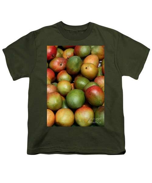 Mangoes Youth T-Shirt by Carol Groenen