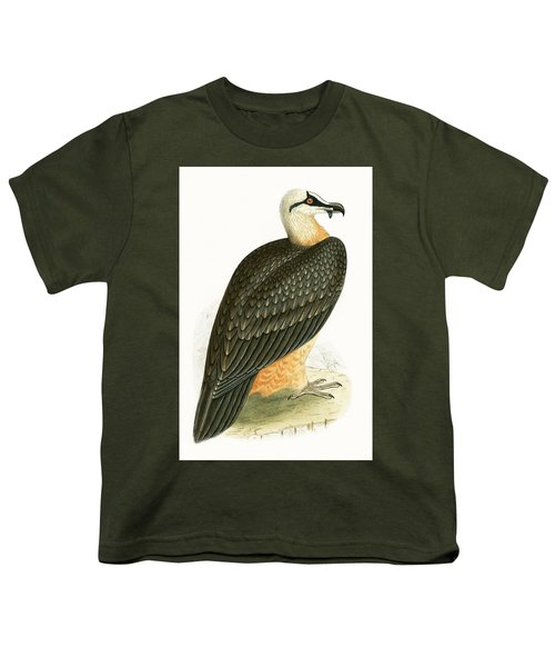 Bearded Vulture Youth T-Shirt by English School