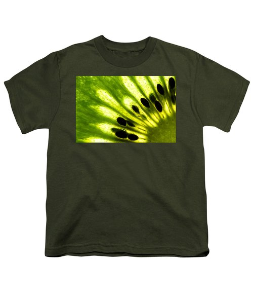 Kiwi Youth T-Shirt by Gert Lavsen