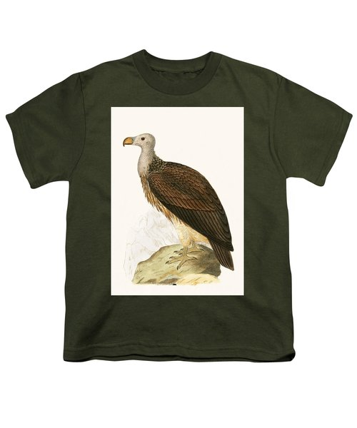 Sociable Vulture Youth T-Shirt by English School