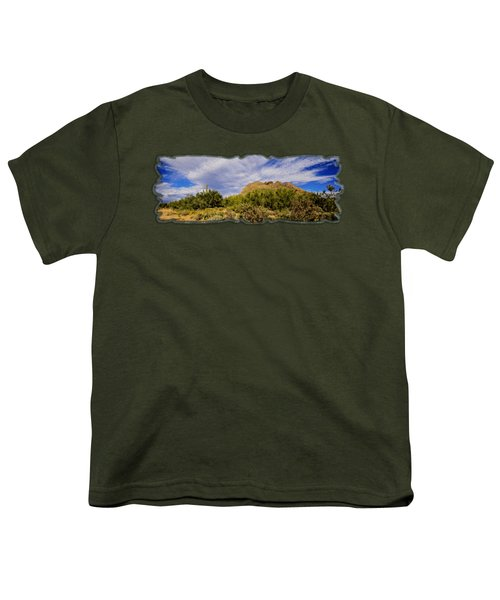 Southwest Summer Op14 Youth T-Shirt by Mark Myhaver