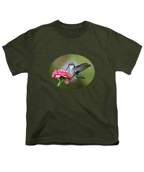 Tranquil Joy Youth T-Shirt by Christina Rollo