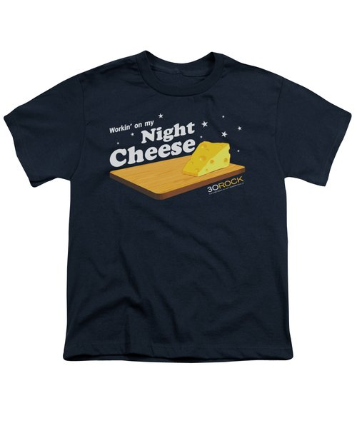 30 Rock - Night Cheese Youth T-Shirt by Brand A