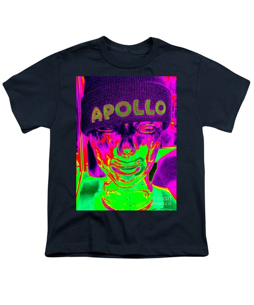 Apollo Abstract Youth T-Shirt by Ed Weidman
