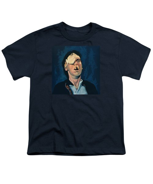 Michael Palin Youth T-Shirt by Paul Meijering