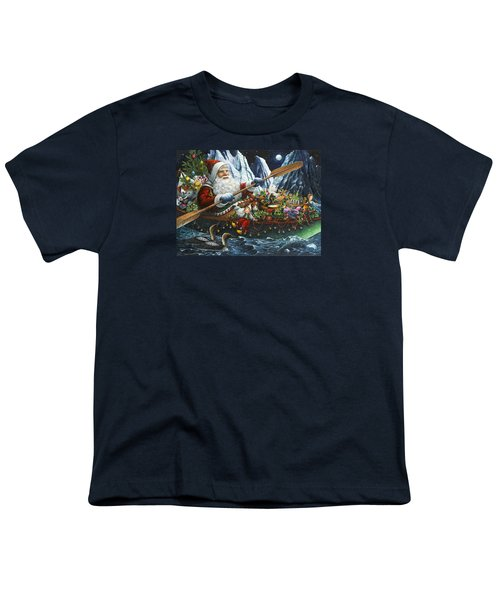 Northern Passage Youth T-Shirt by Lynn Bywaters