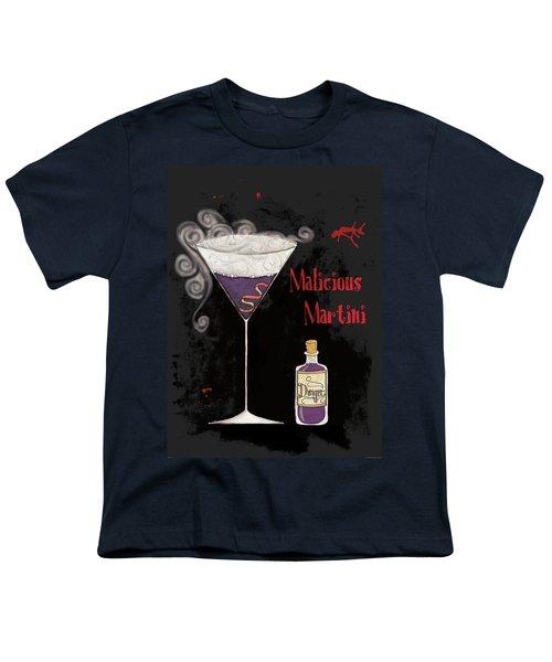 Pick Your Poison I Youth T-Shirt by Elyse Deneige