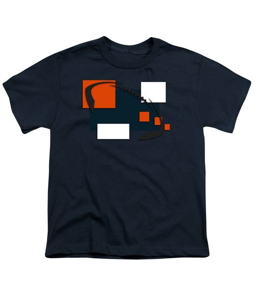 Bears Abstract Shirt Youth T-Shirt by Joe Hamilton