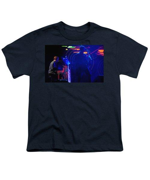 Coldplay2 Youth T-Shirt by Rafa Rivas