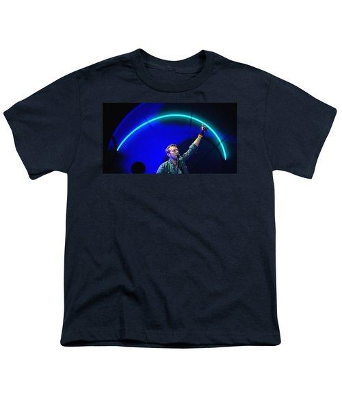 Coldplay3 Youth T-Shirt by Rafa Rivas