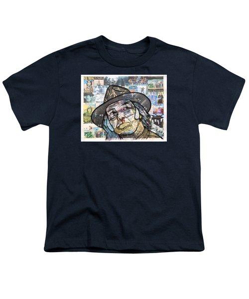 Monsanto Fears Youth T-Shirt by Steven Hart