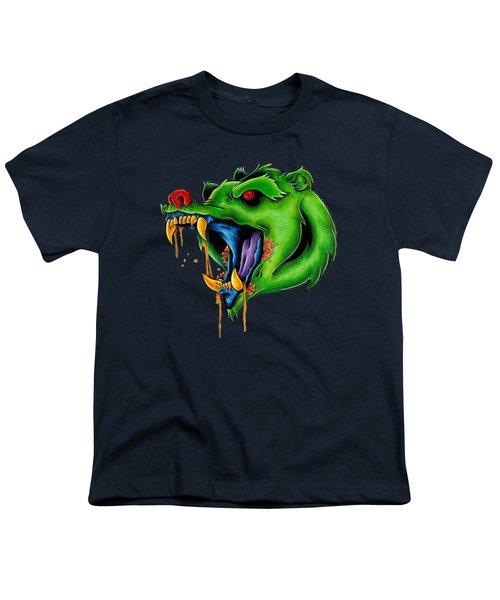 Not Yo Mama's Gummy Bear Youth T-Shirt by Vicki Von Doom