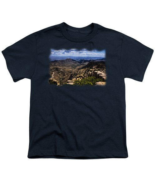 Windy Point No.11 Youth T-Shirt by Mark Myhaver