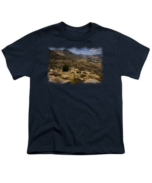 Windy Point No.5 Youth T-Shirt by Mark Myhaver